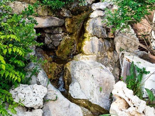 Натуральный камень в дизайне